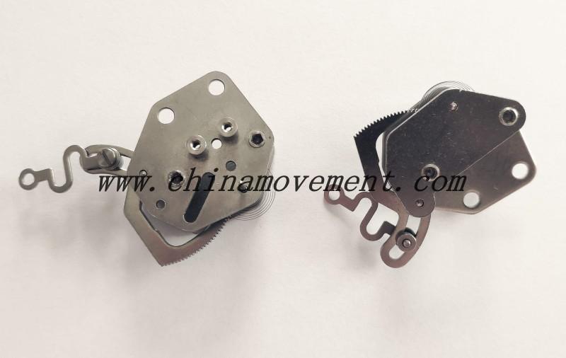 FY(A)C100-H(G)11/14--Manometer movement