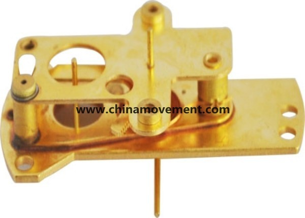 FYEC63-H14--Diaphragm manometer movement