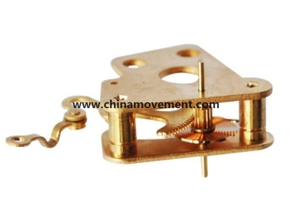 FYSC60-H12--Double cone pressure gauge movement