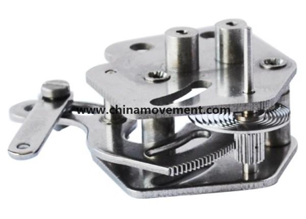 FYAC100-G13/17M--Pressure gauge movement