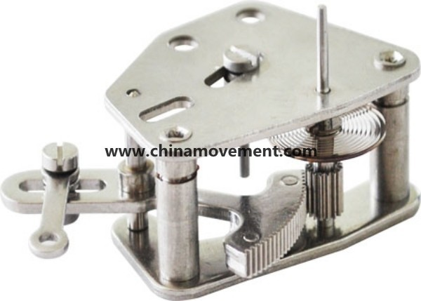 FYAC100-G14/16T--Manometer movement